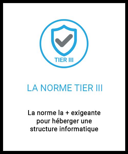 La norme Tier III