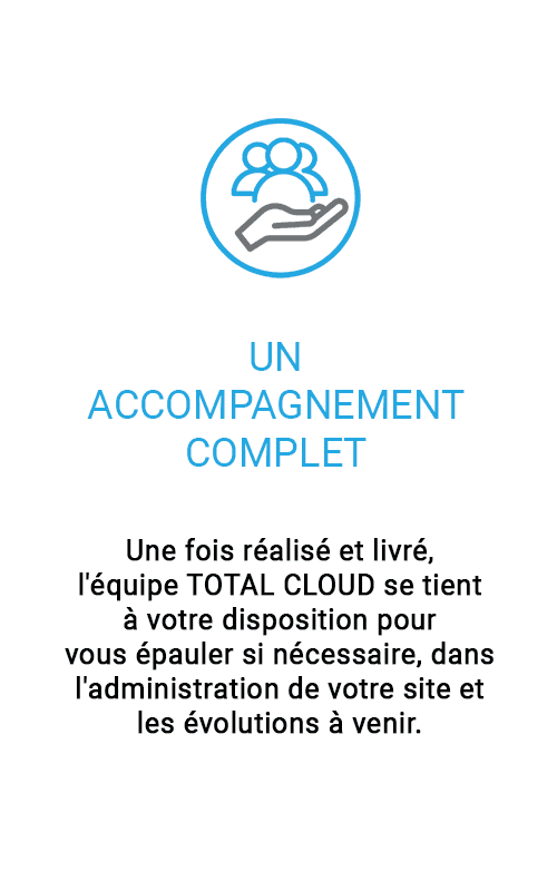 Un accompagnement complet