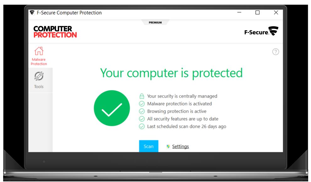 Meilleure protection antivirus | Total Cloud GS