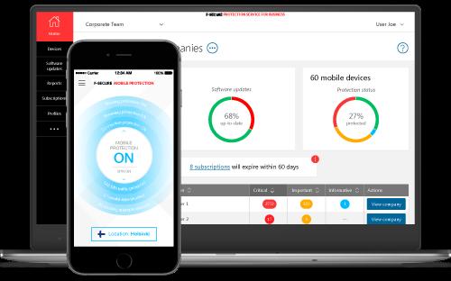 antivirus application | Total Cloud GS