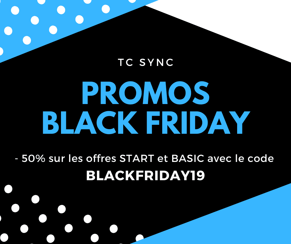 Black Briday TC SYNC